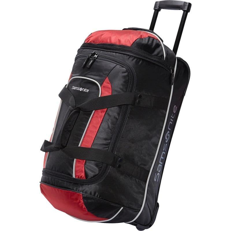 sac de voyage à roulettes Samsonite Andante 22 pouces pour bagages