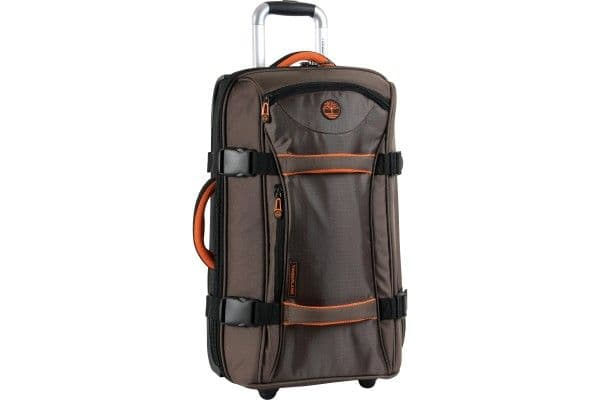 Le sac de sport avec roulettes Timberland Luggage Twin Mountain