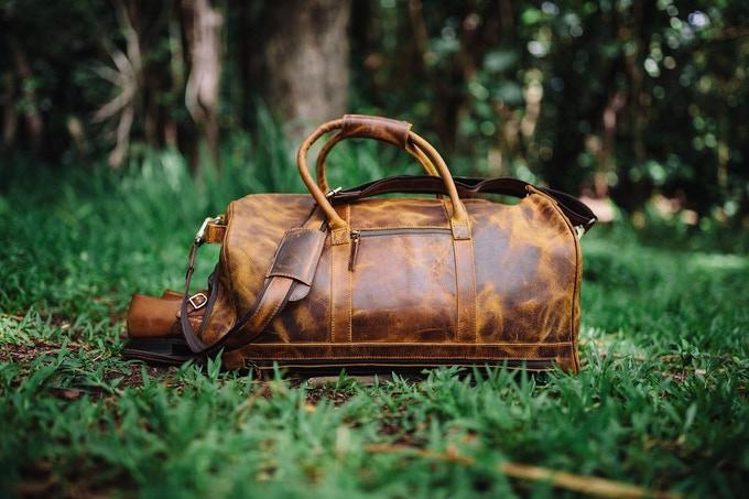 meilleur sac de voyage en cuir, le Kodiak Leather Denali 45L