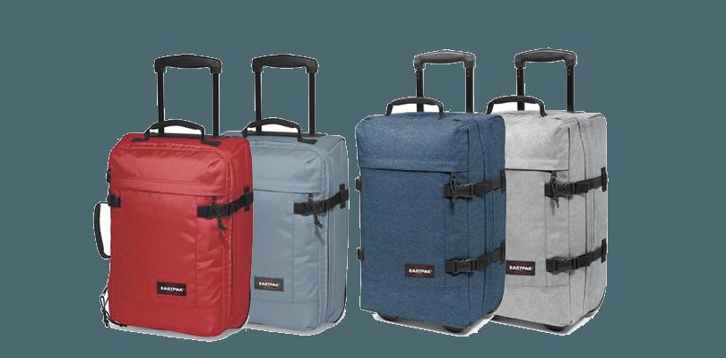 Le valise souple Eastpak Tranverz L