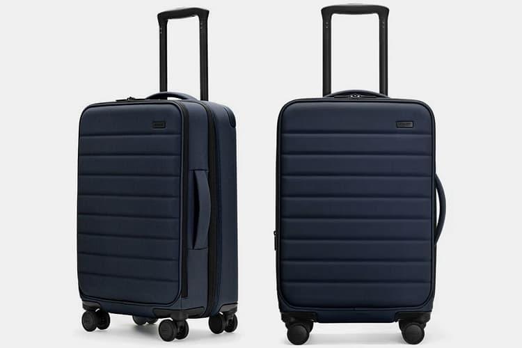 sac de voyage a roulettes Away valise extensible
