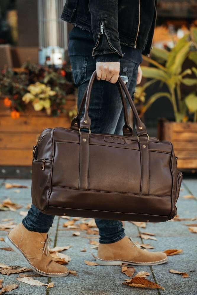 Voici les meilleurs sacs de week-end pour hommes