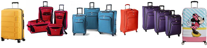 américaine Tourister une des meilleures marques de bagages disponibles dans plus de 90 pays