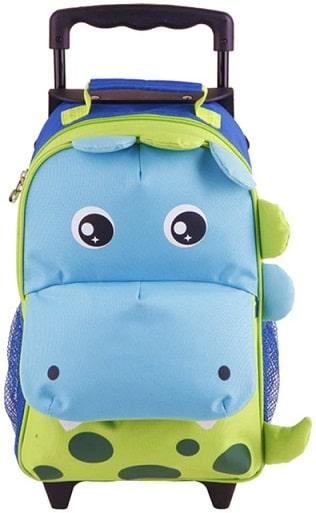 valise à roulettes fille convertible 3 voies pour enfants Yodo