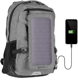 SunnyBag Explorer + Sac a dos solaire - Meilleur design de qualité