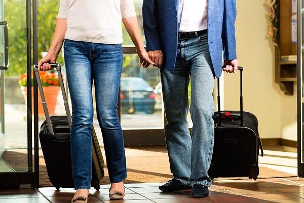 choix des votre sac de voyage