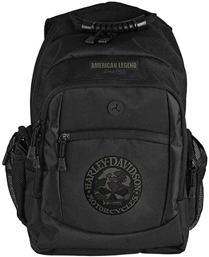 Sac a dos camouflage classique  3D Willie G Skull