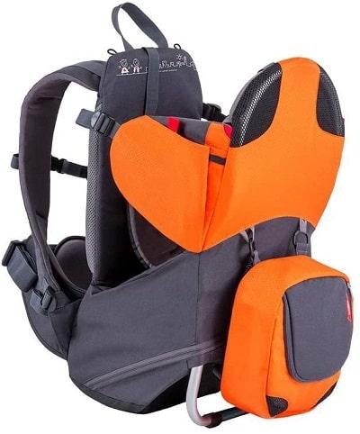 sac a dos porte-bébé léger et compact est parfait pour les